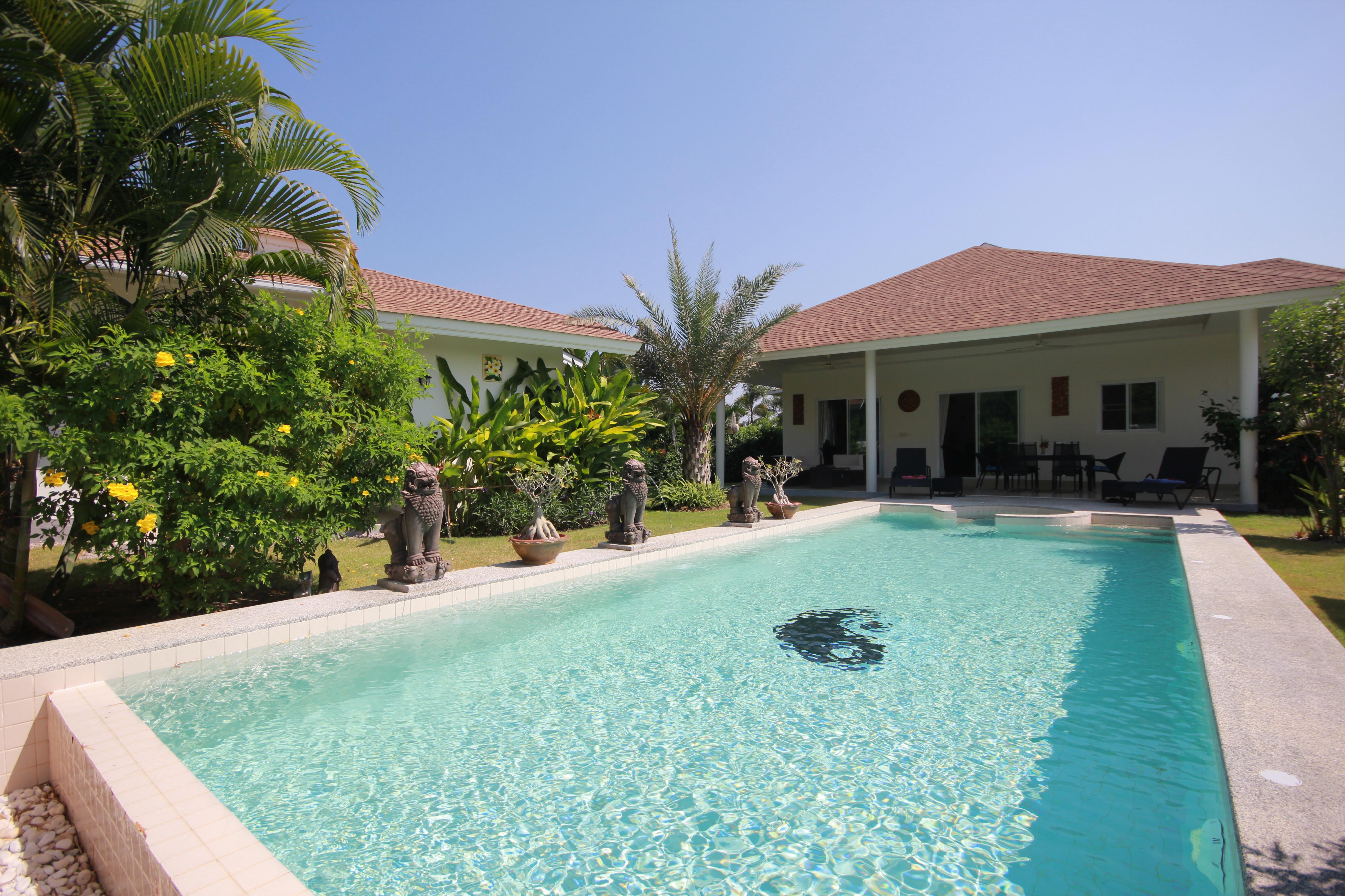 Beautiful Villas HuaHin