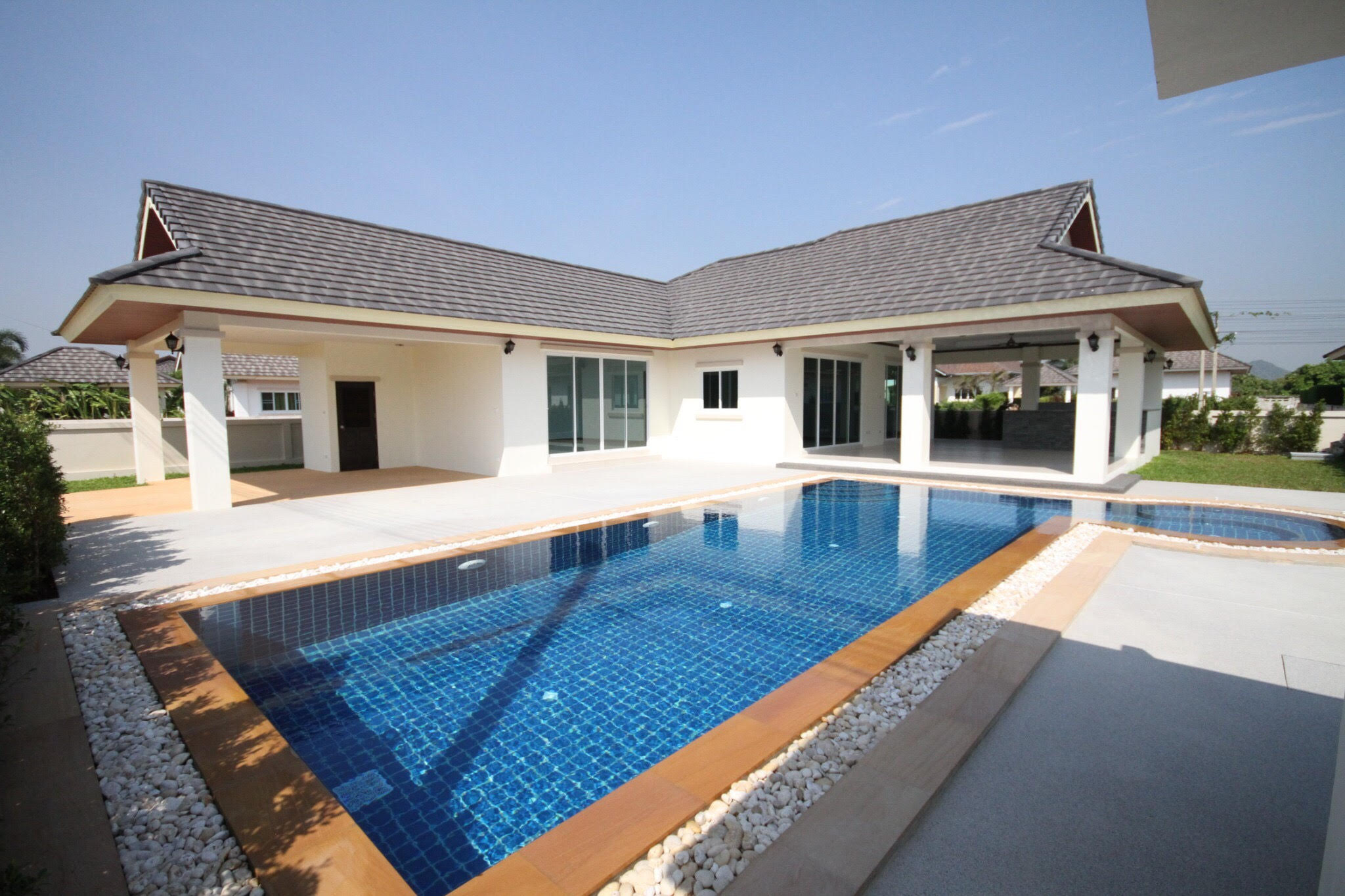 HuaHin Pool Villas for sale