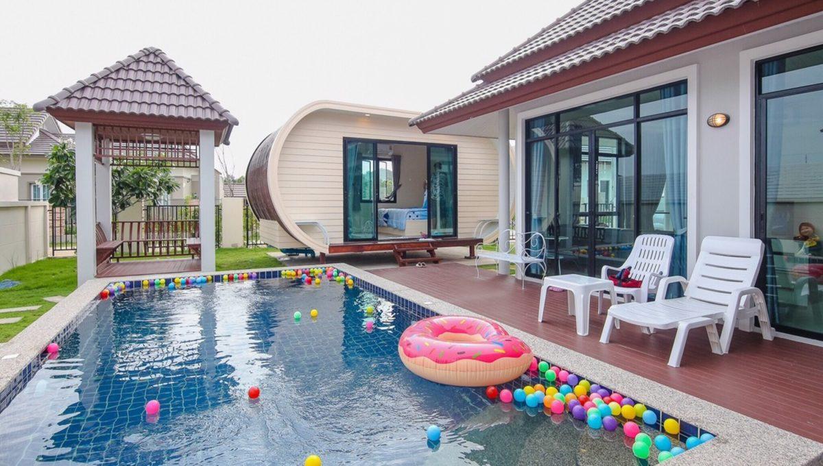 HuaHin Pool House for sale