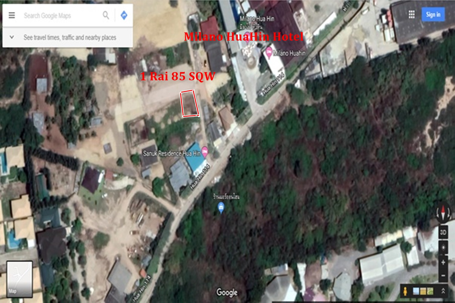 HuaHin Land For Sale
