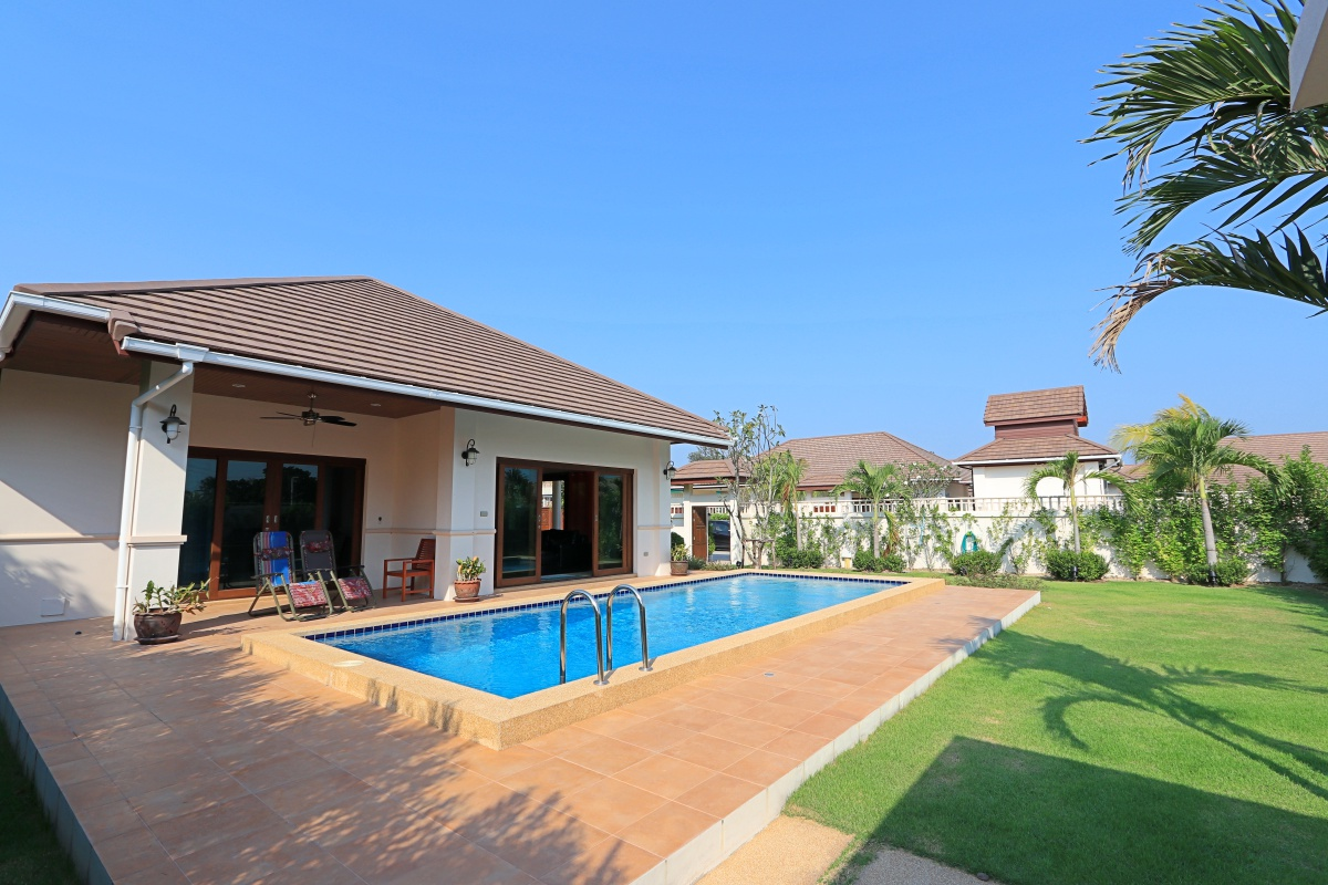 Thai Bali Style Villa for Rent