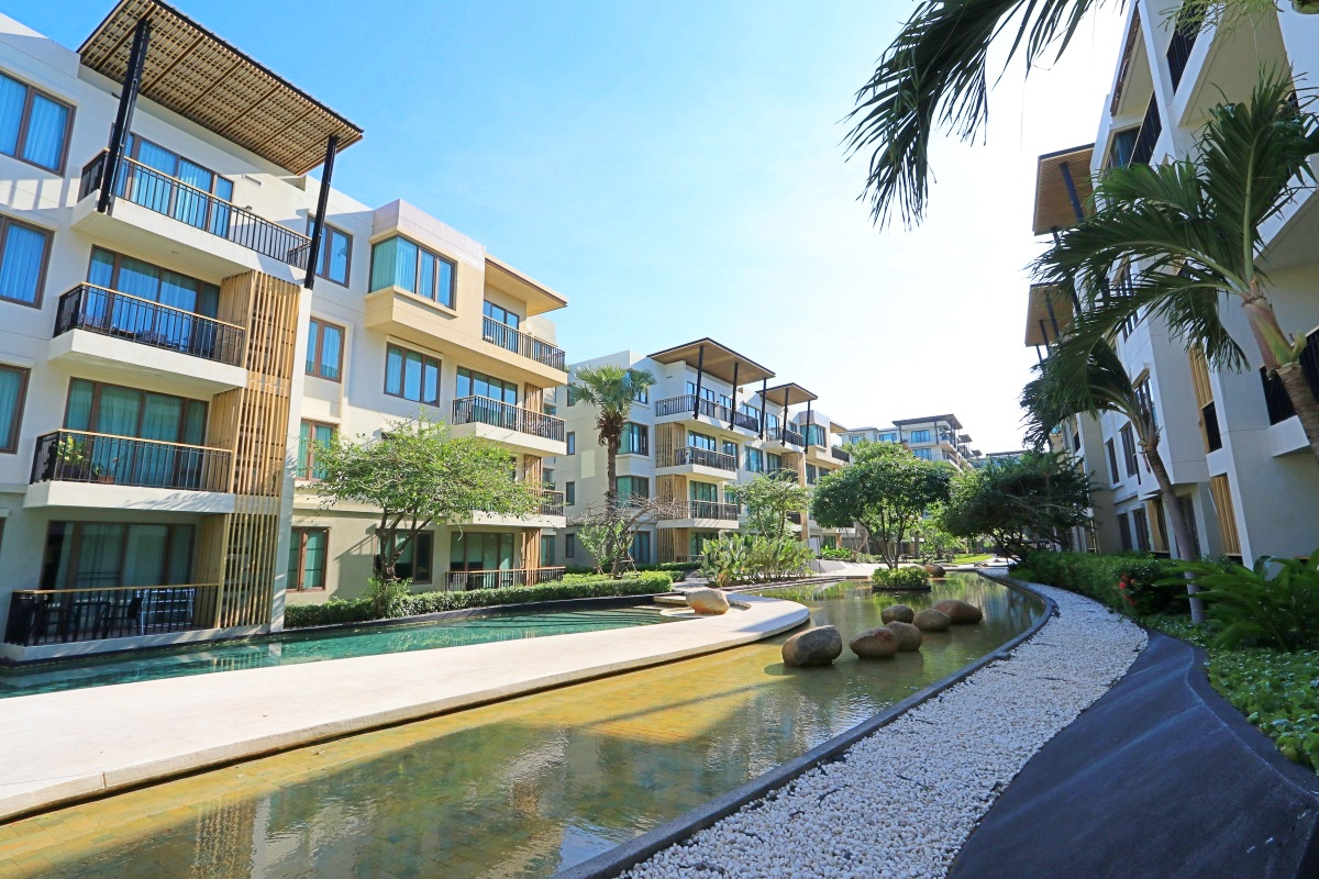 Sea View Condo for Rent