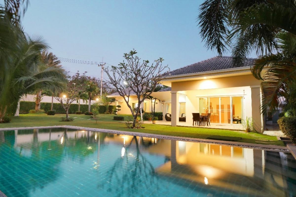 Modern Villa Hua Hin