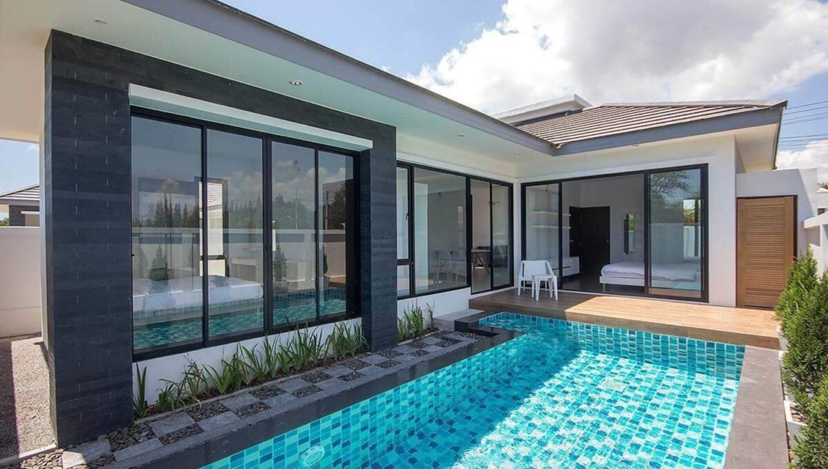 New Pool Villa Hua Hin