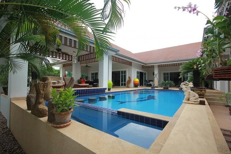 Beautiful Pool Villa HuaHin