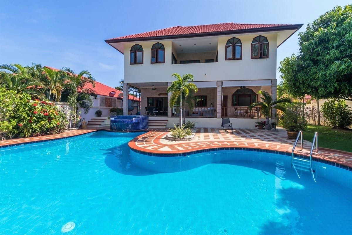 Nice 2 Storey pool villa