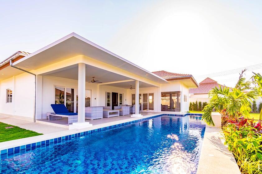 Luxury pool Villa HuaHin