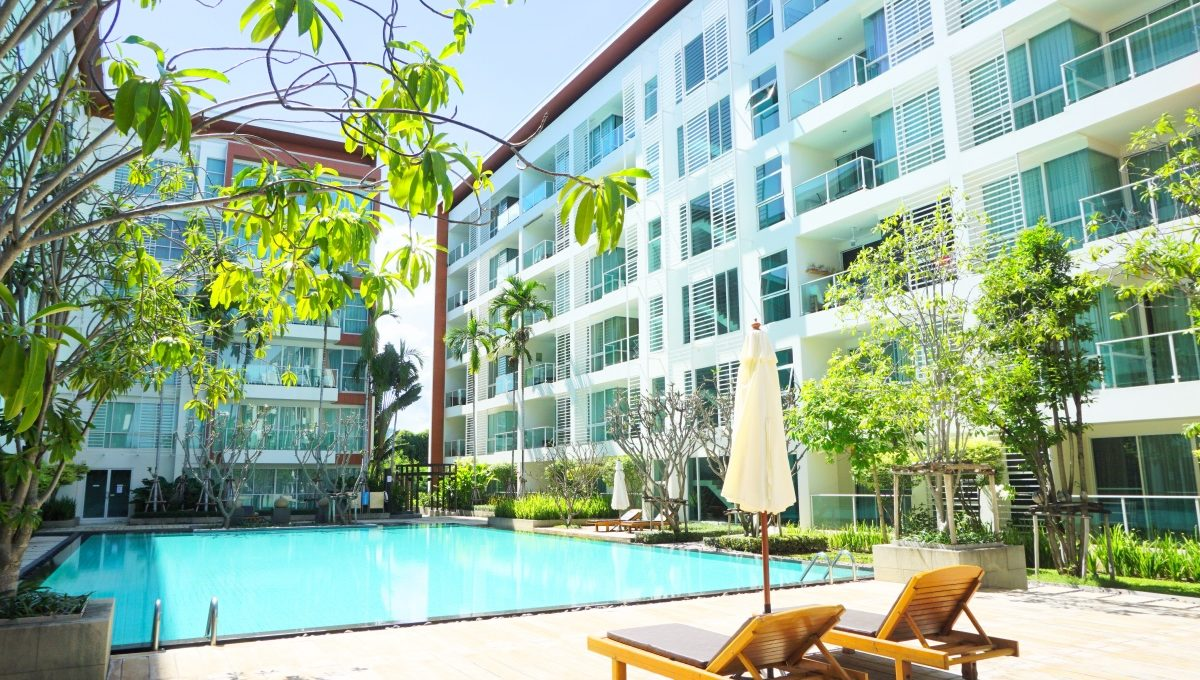 Condo HuaHin Near Beach