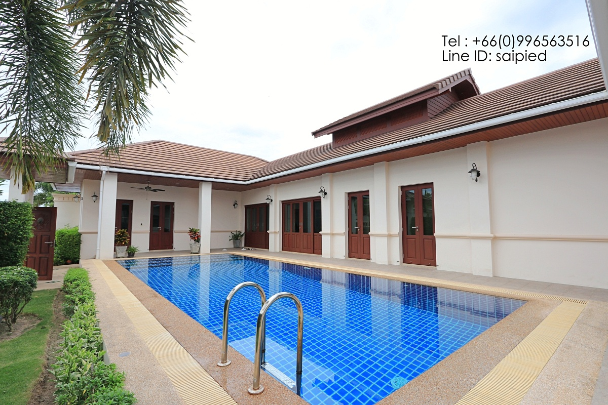 Hua Hin Luxury Villa for Rent