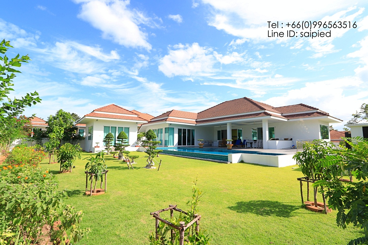 Hua Hin Luxury Villa Hot Price