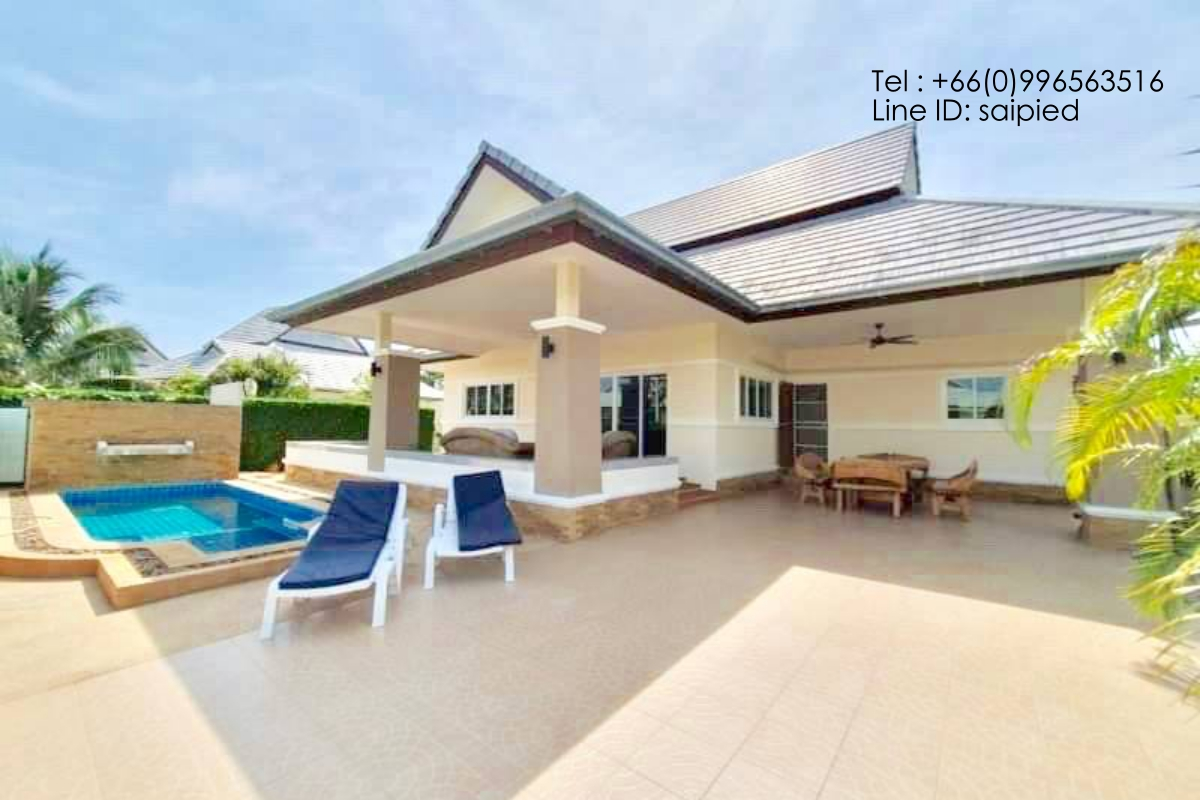 Nice Villa Hua Hin for Sale