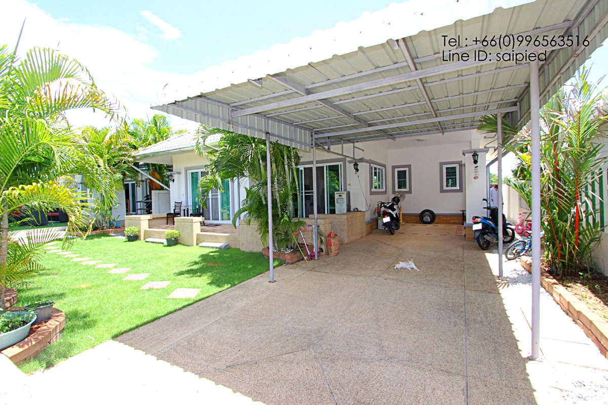 Hua Hin Lovely House for Sale