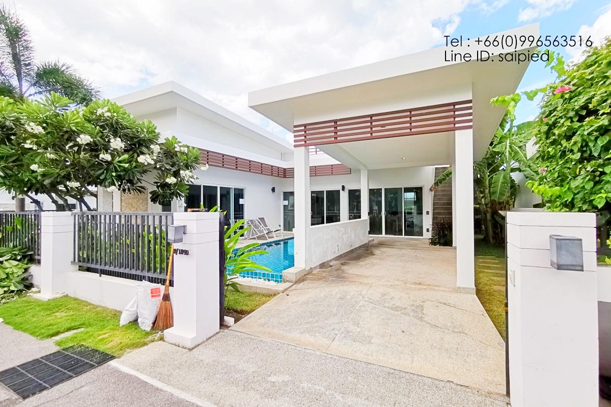 Nice House Kao Tao Hua Hin
