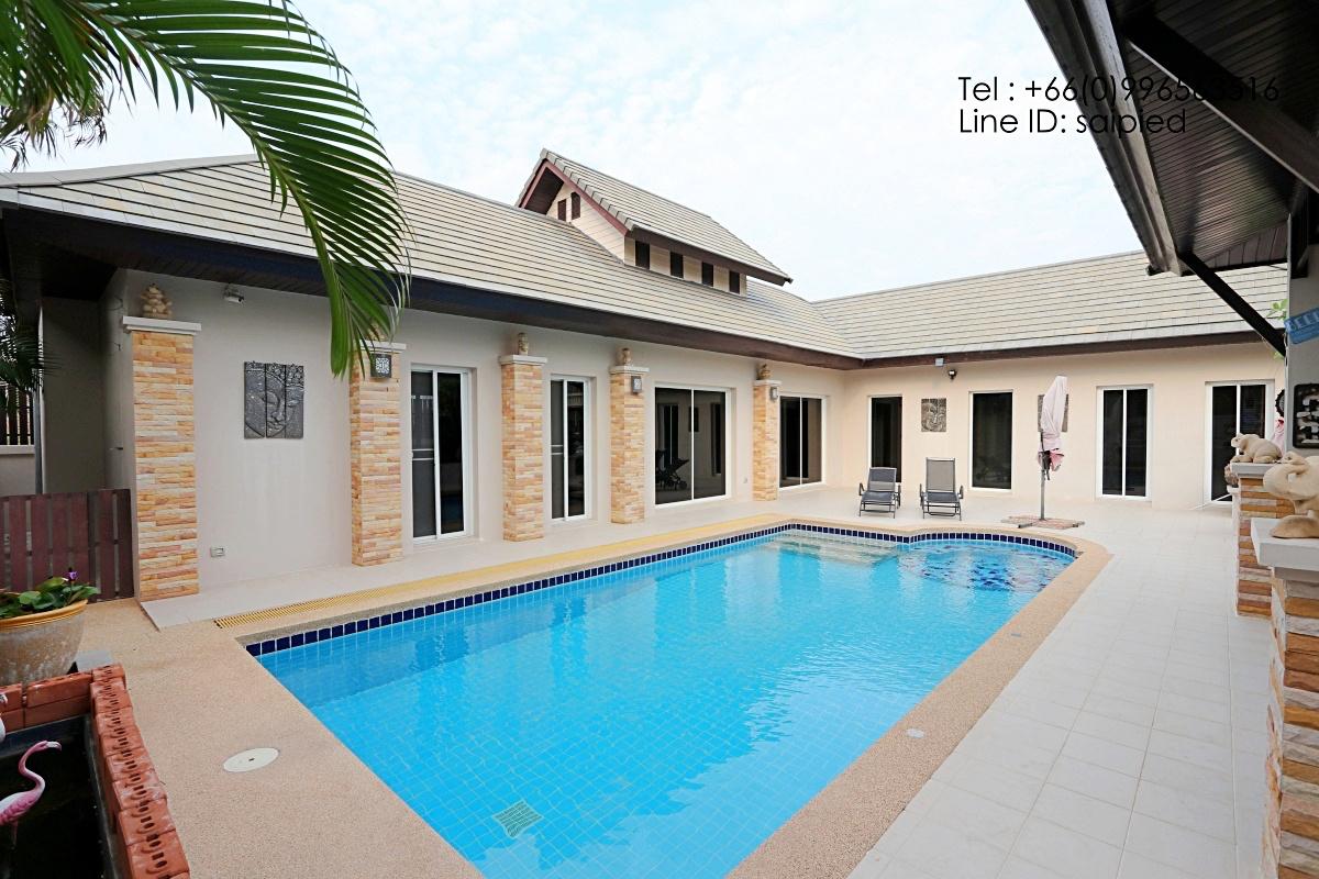 3 Bedrooms Villa Hua Hin