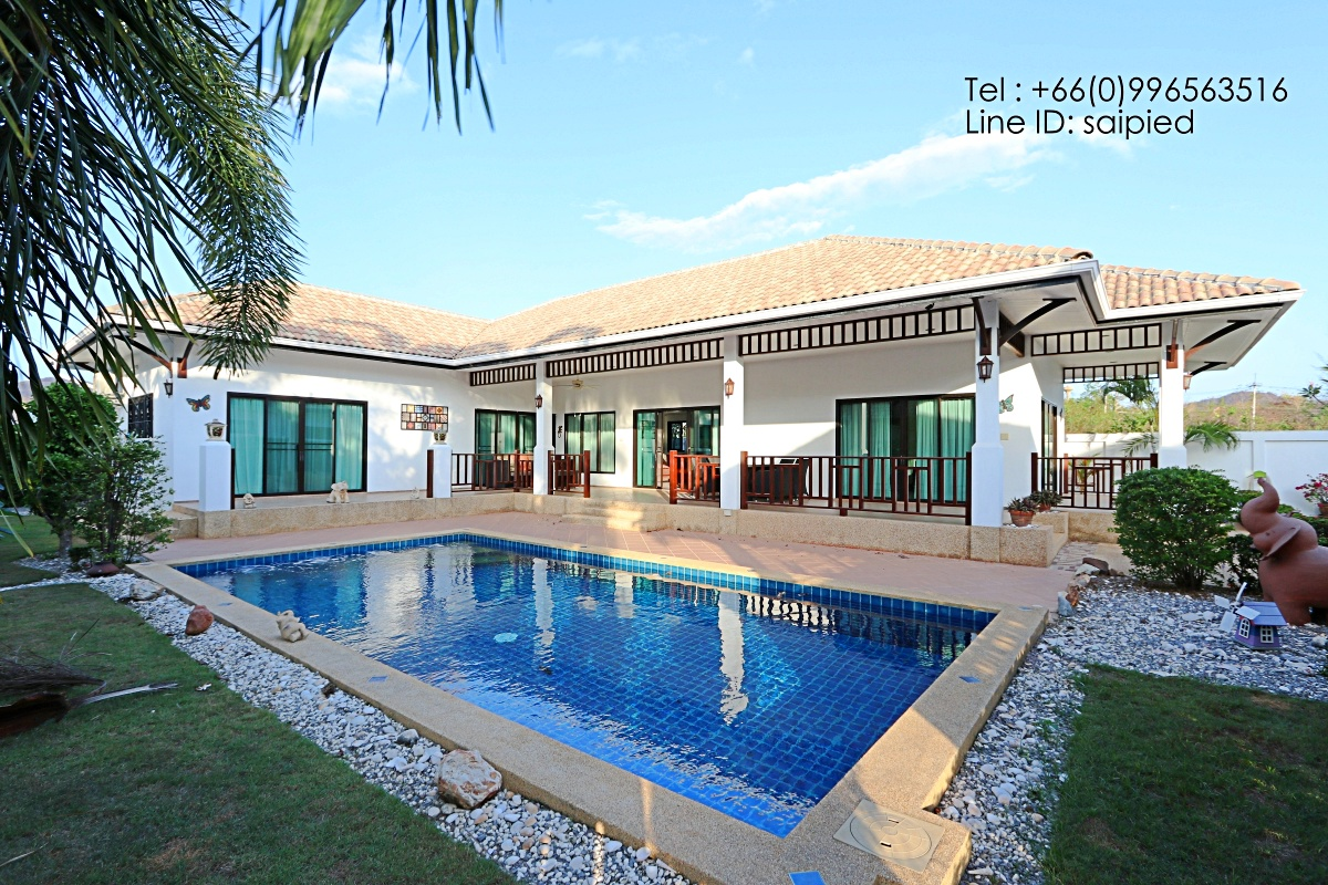 Nice Villa Hua Hin for Sale
