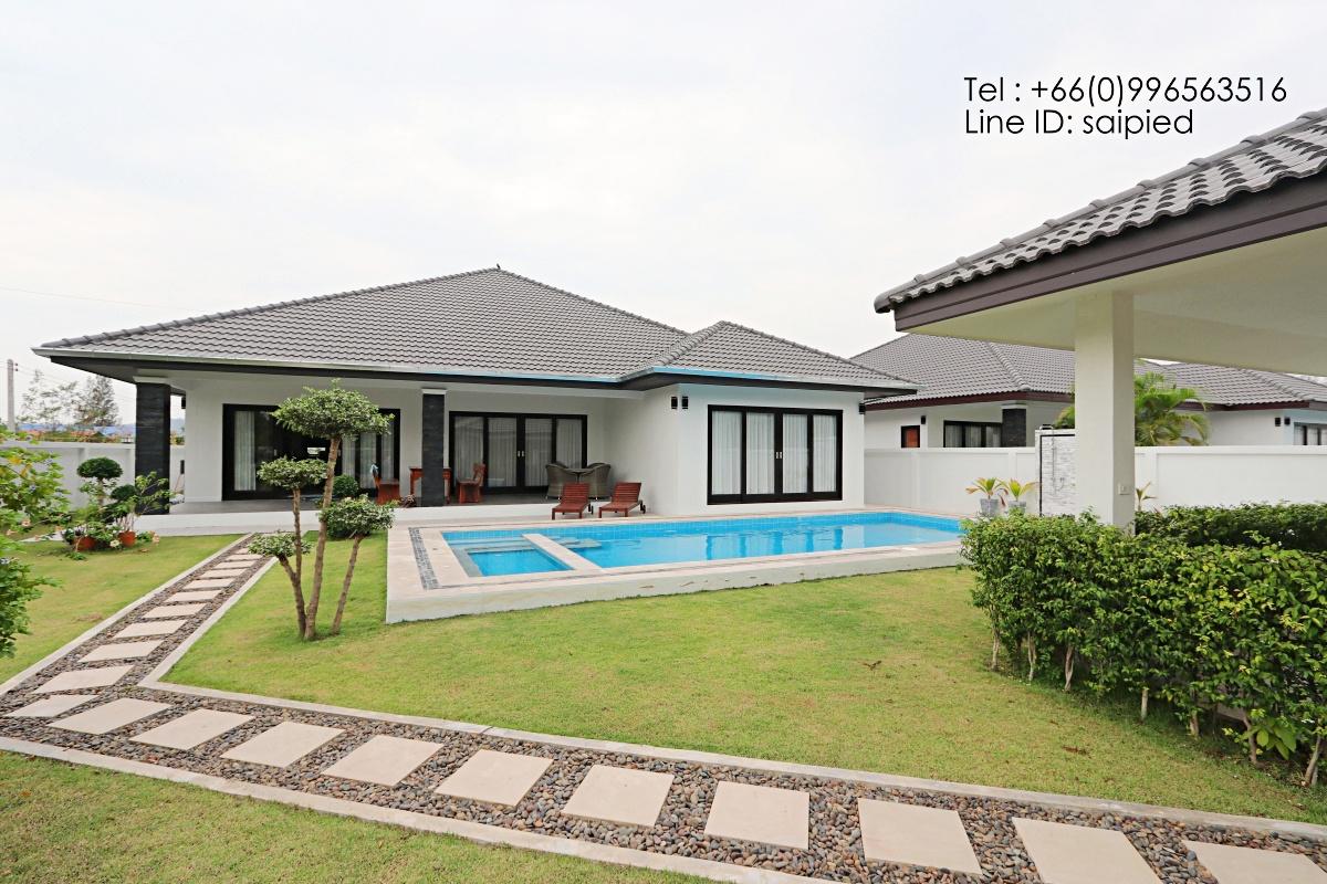 Private Pool Villa Hua Hin