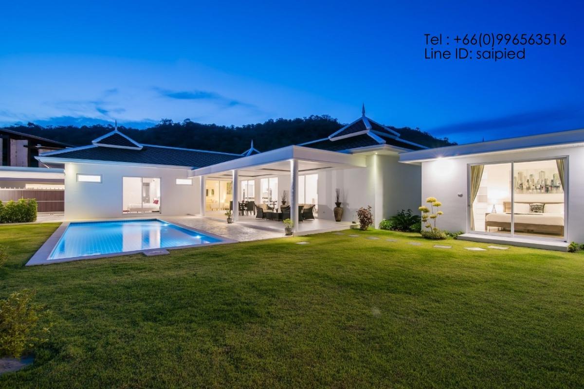 4 Bedrooms Modern Villa