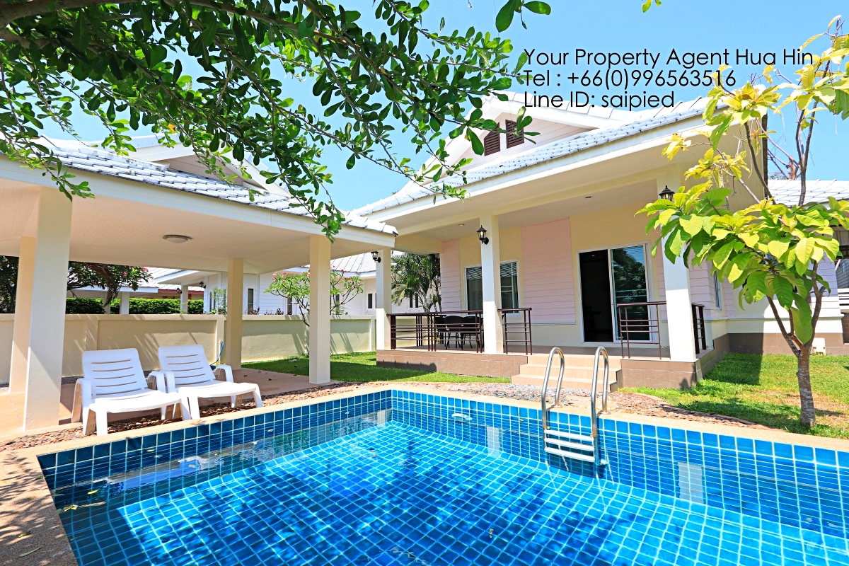 3 Bedroom Pool Villa Hua Hin