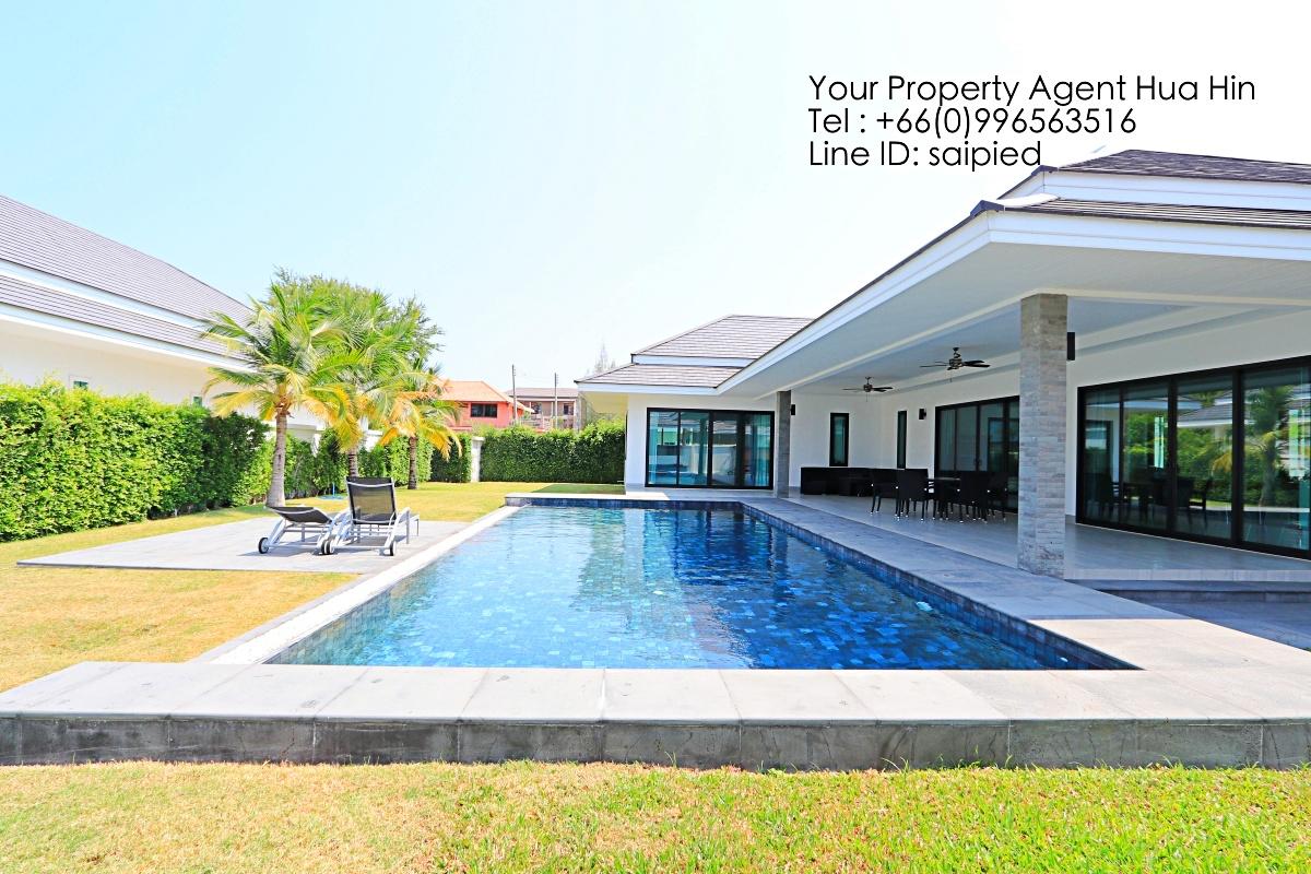 Villa Hua Hin for Sale