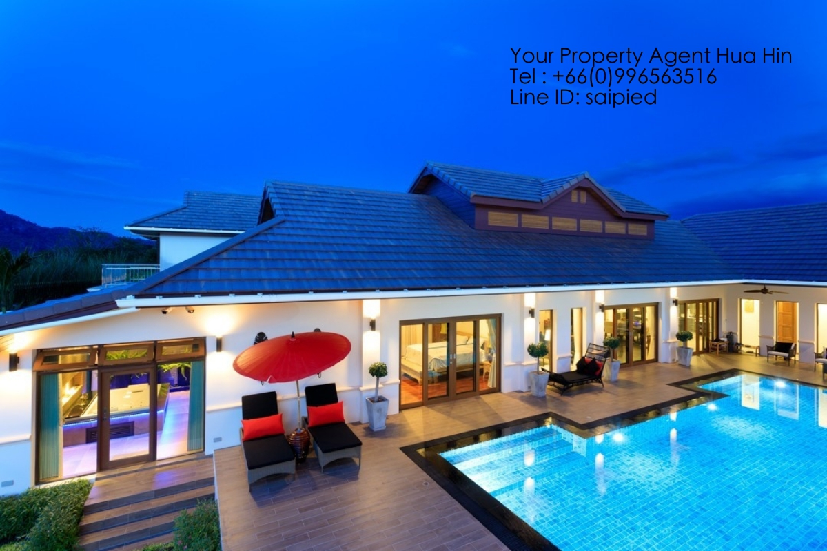 Luxury Villa Hua Hin for Sale