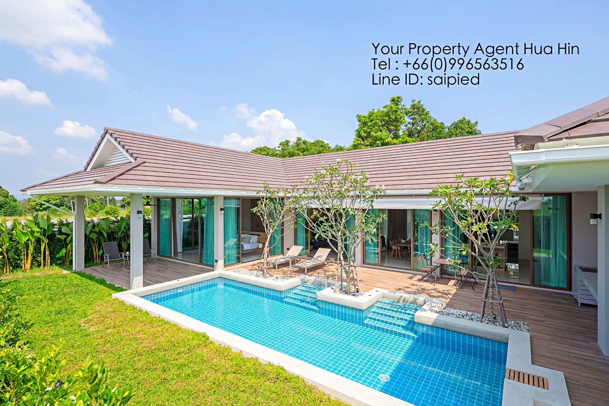 Modern Pool Villa Soi 112