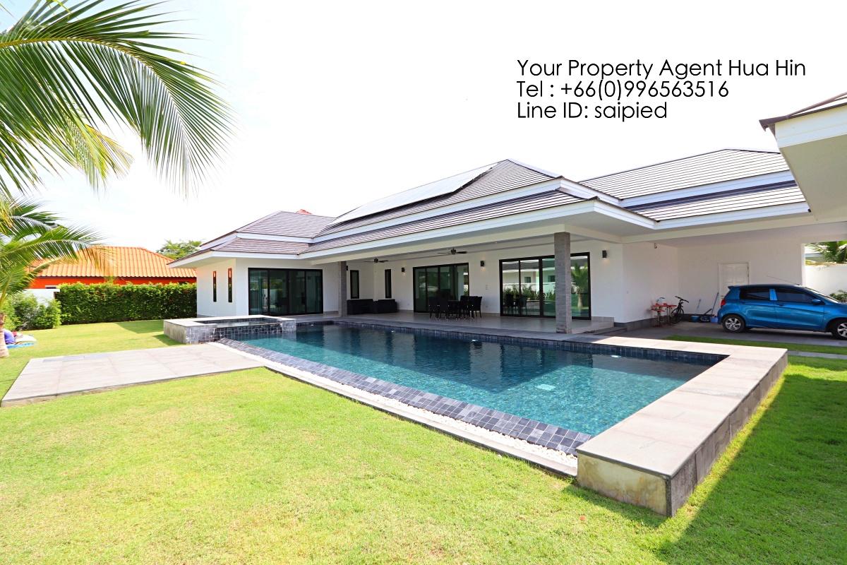 Modern Luxury Pool Vila