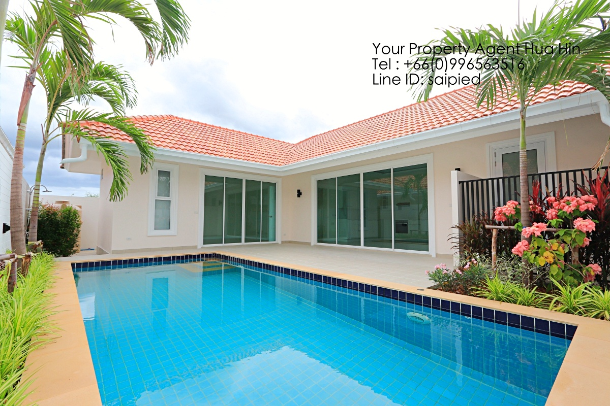 Irene Pool Villa Hua Hin