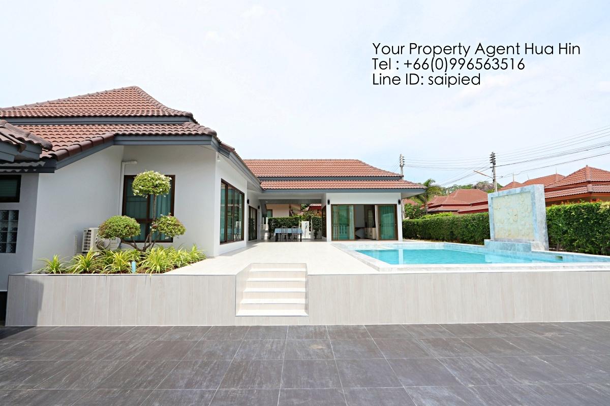 Modern Pool Villa Soi 102
