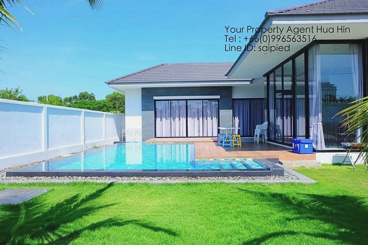 Pool Villa Hua Hin Soi 114