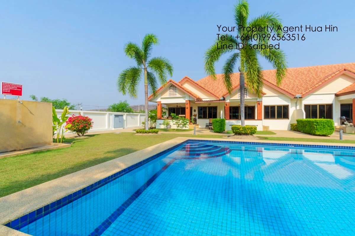 2 Bedrooms House Hua Hin