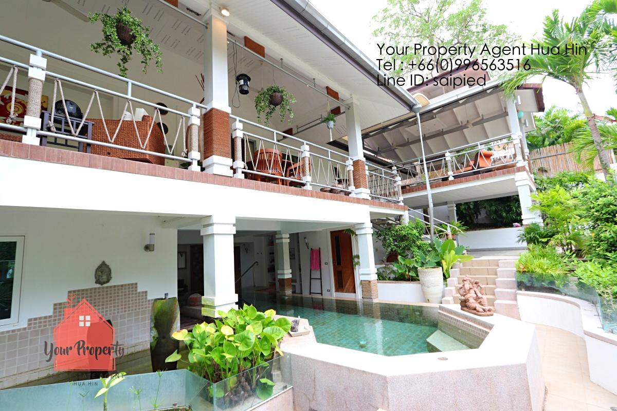 4 Bedrooms Pool Villa Hua Hin