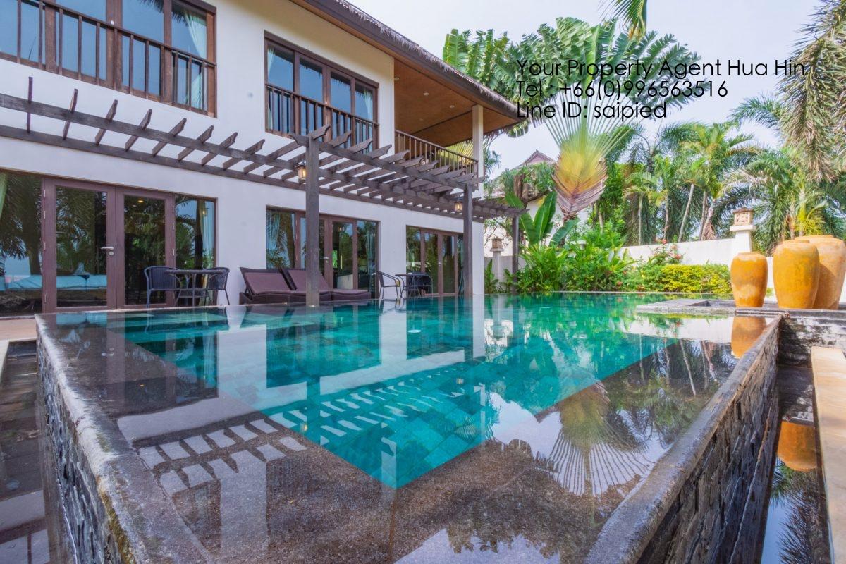 2 Storey Pool Villa Pranburi