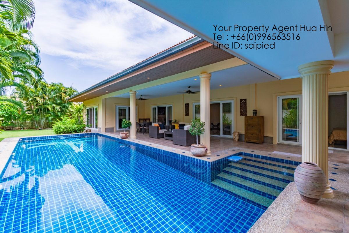 Orchid Palm Home Hua Hin