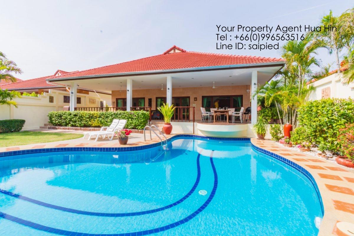 Pool Villa with Garden Hua Hin