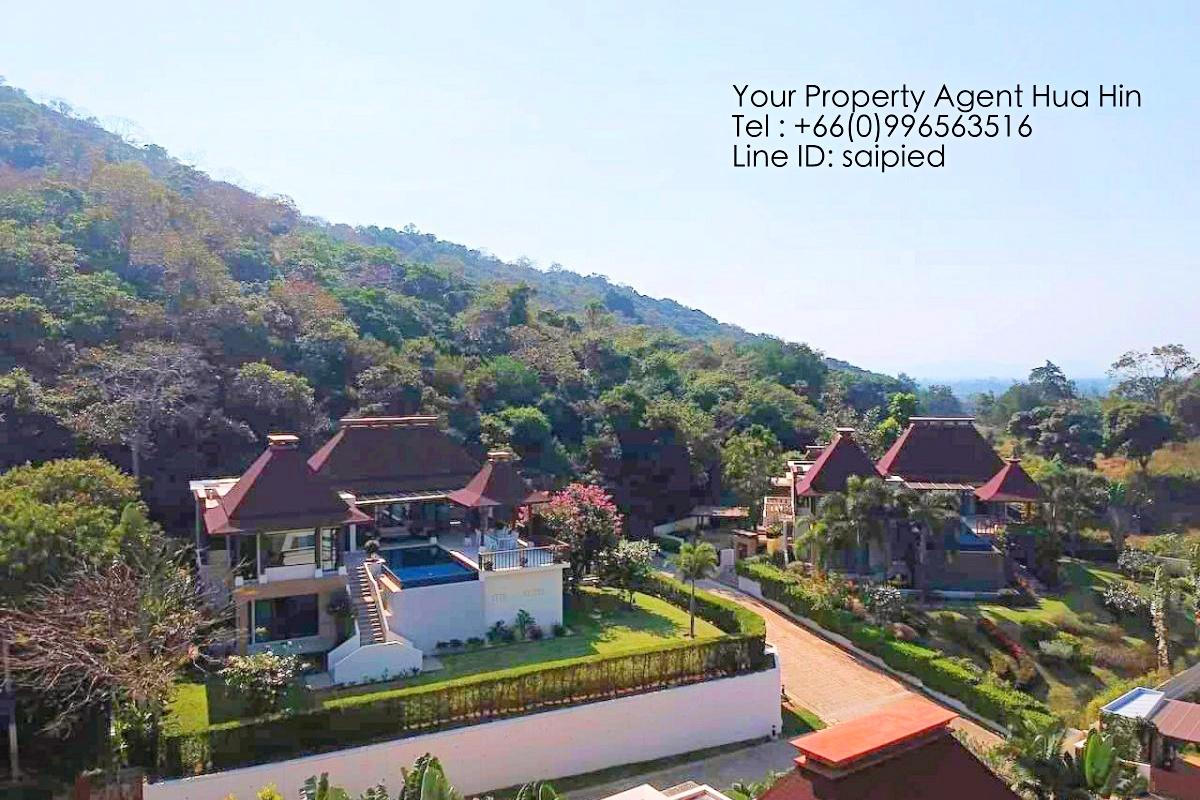 Panorama Pool Villa Hua Hin