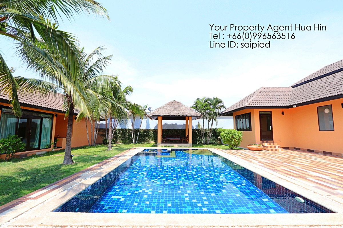 Big Pool Villa Soi 102 Hua Hin