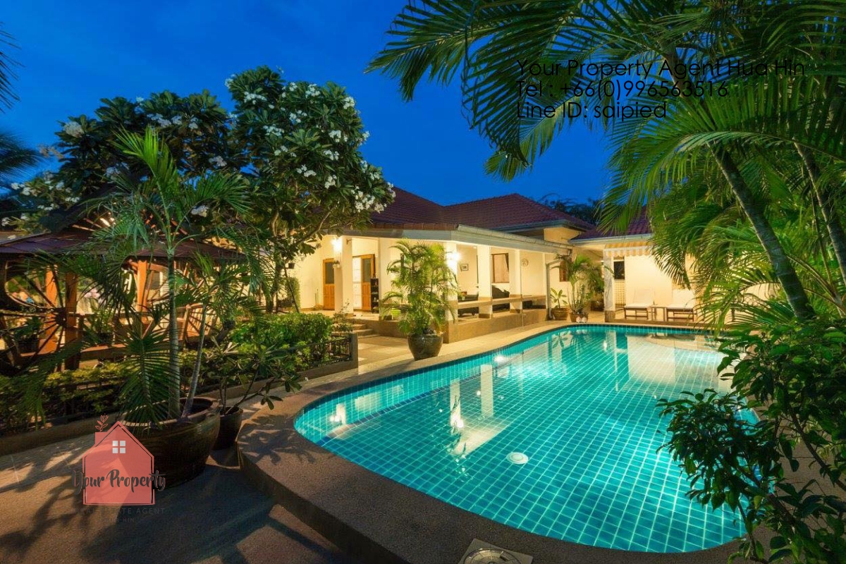 Villa Hua Hin for Rent