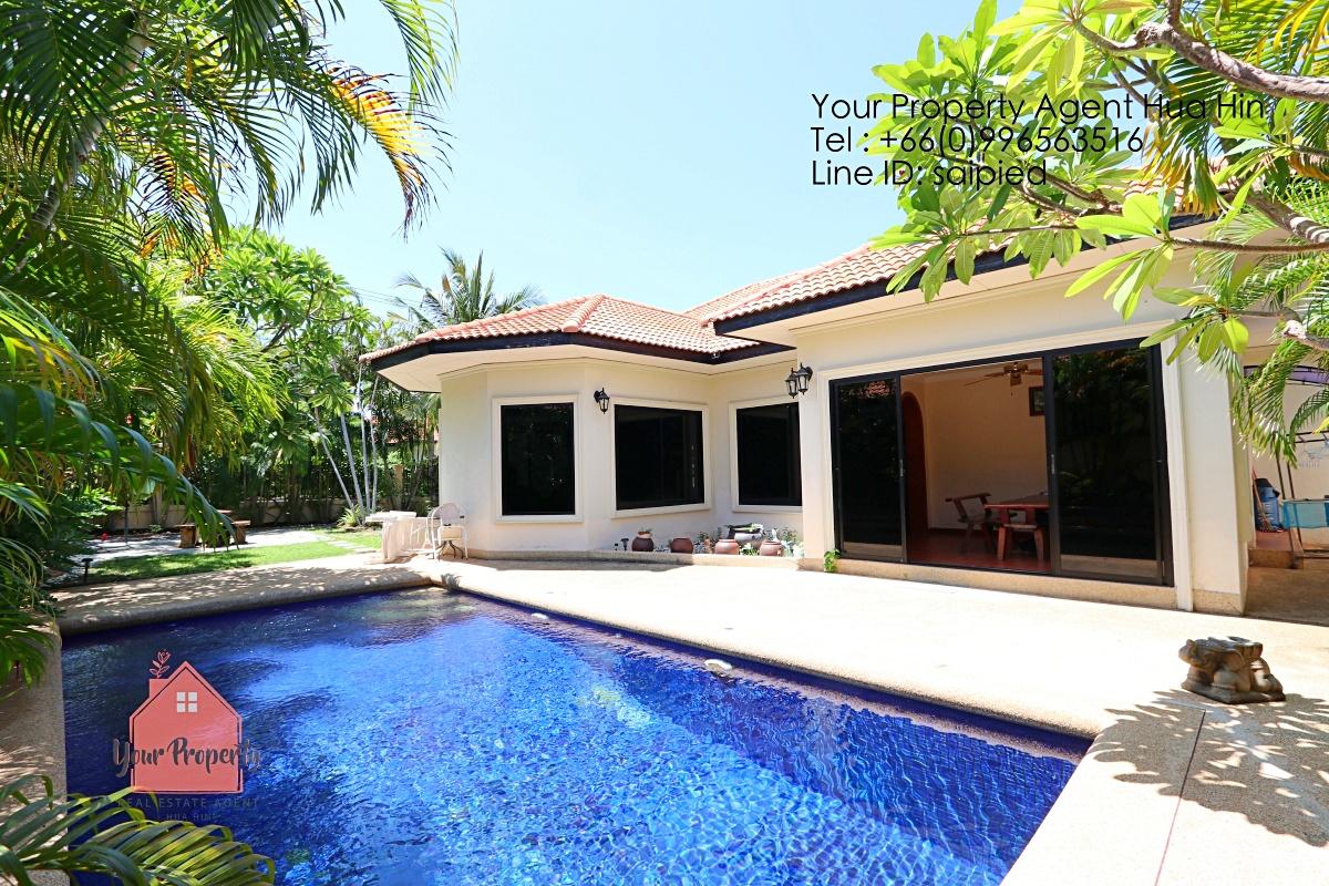 Villa Hua Hin for Rent Soi 114