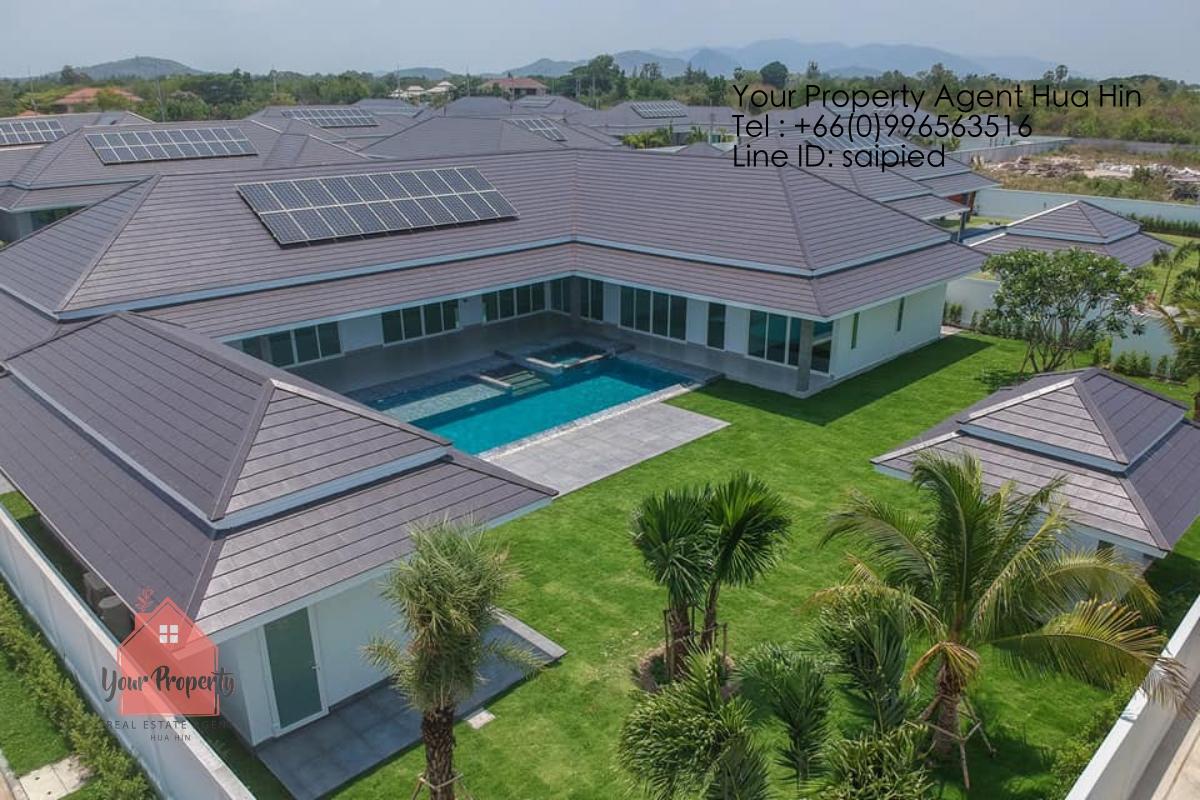 Luxury Villa Hua Hin