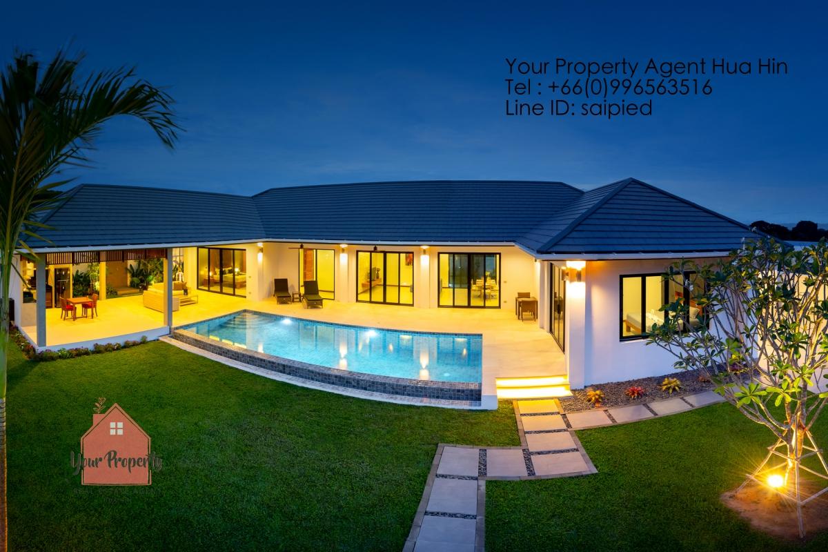 Modern luxury Villa Hua Hin
