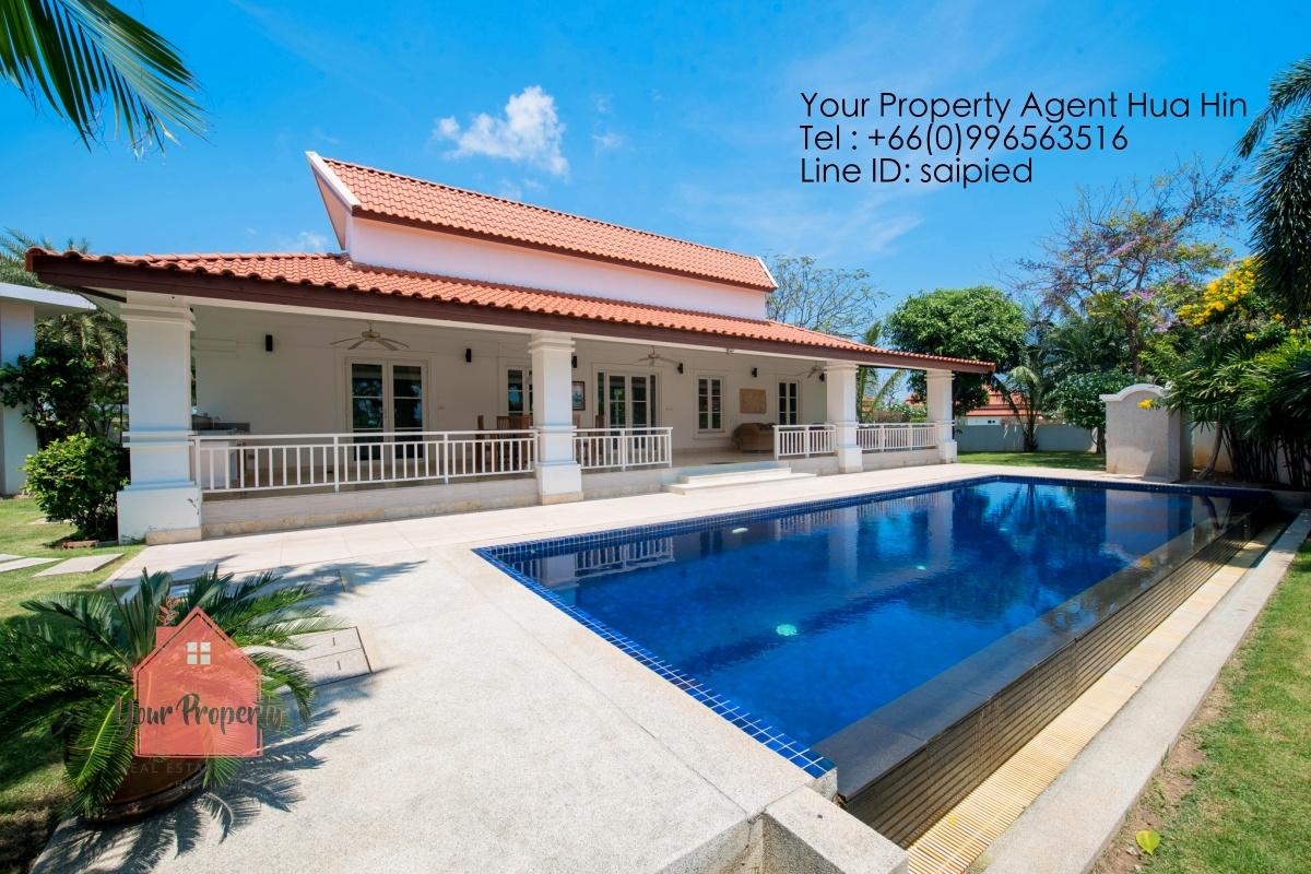 Banyan Pool Villa Hua Hin