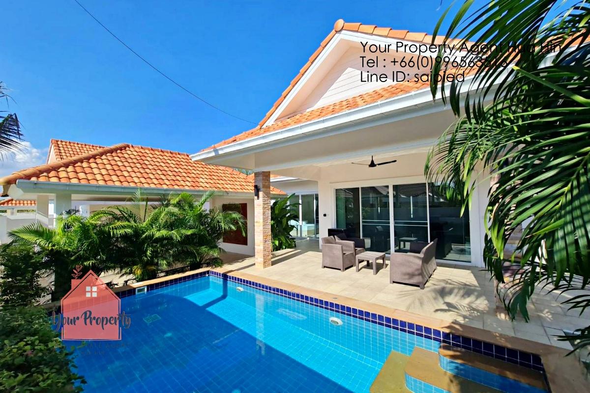 Lovely Pool villa for Rent