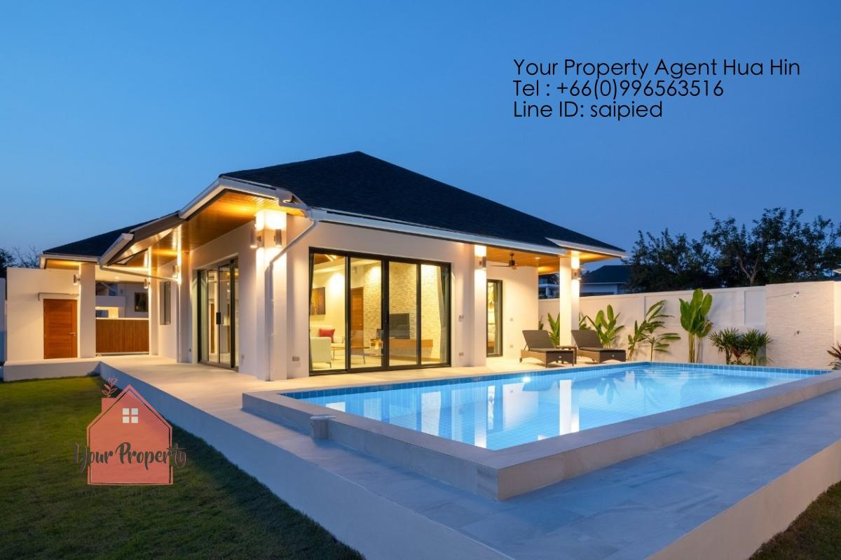 New Modern Bali Villa