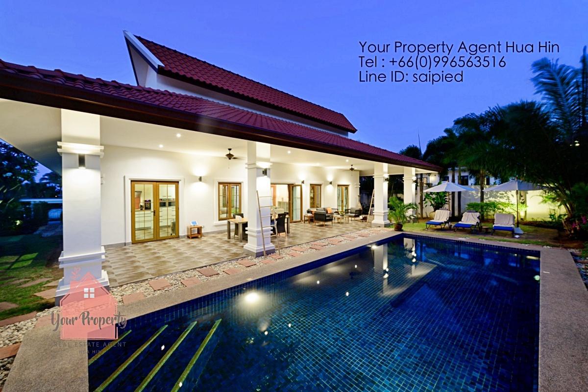 Banyan Villa Hua Hin