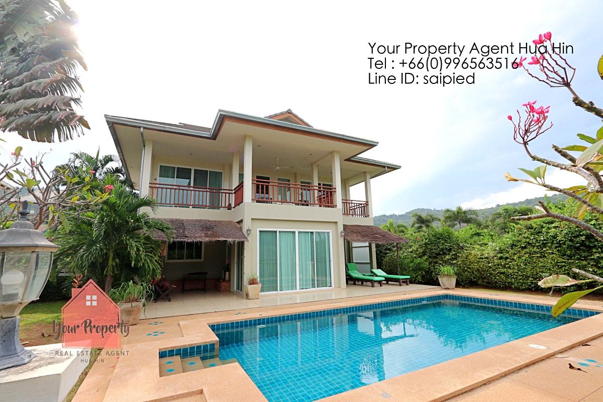 2 Storey House Khao Tao