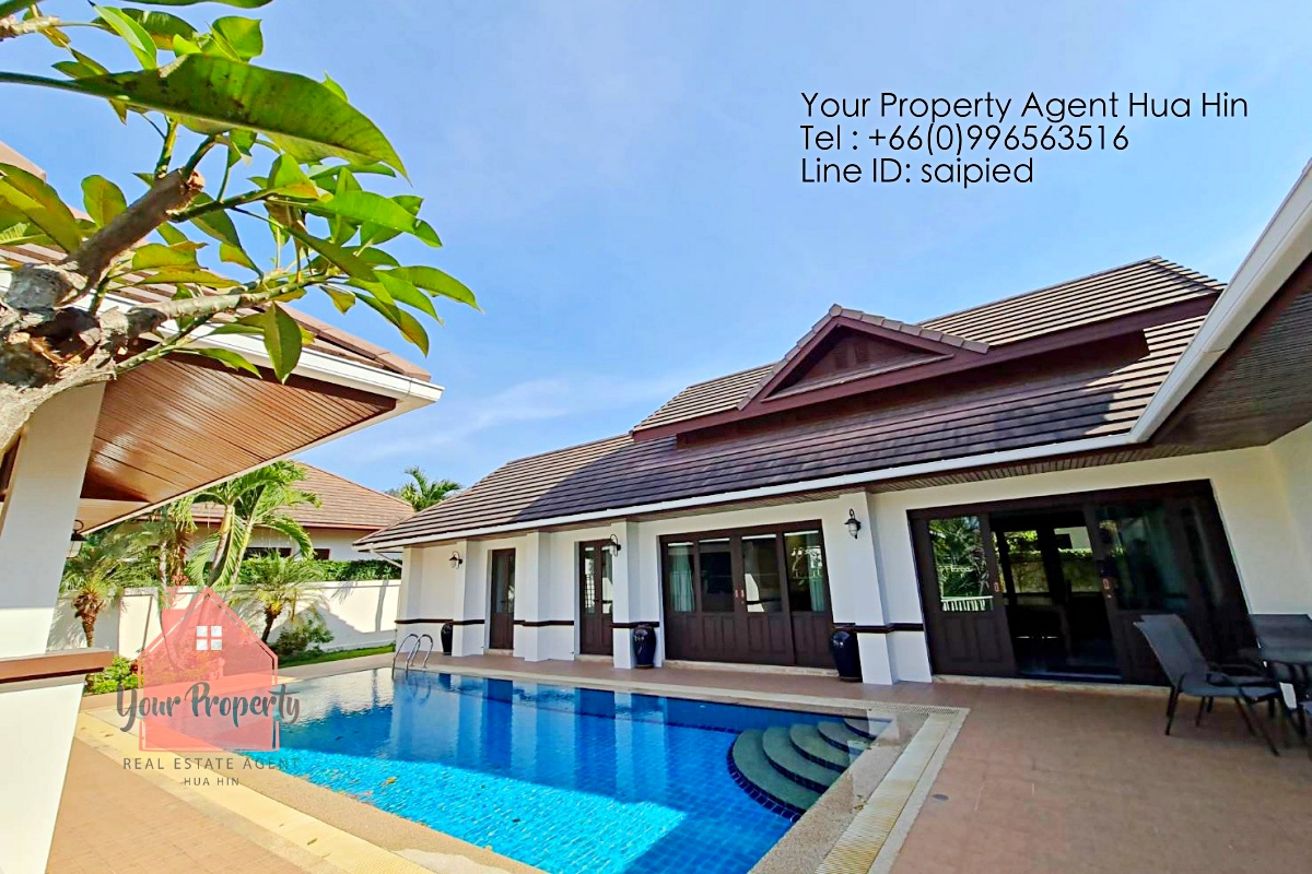 Bali Pool Villa Hua Hin