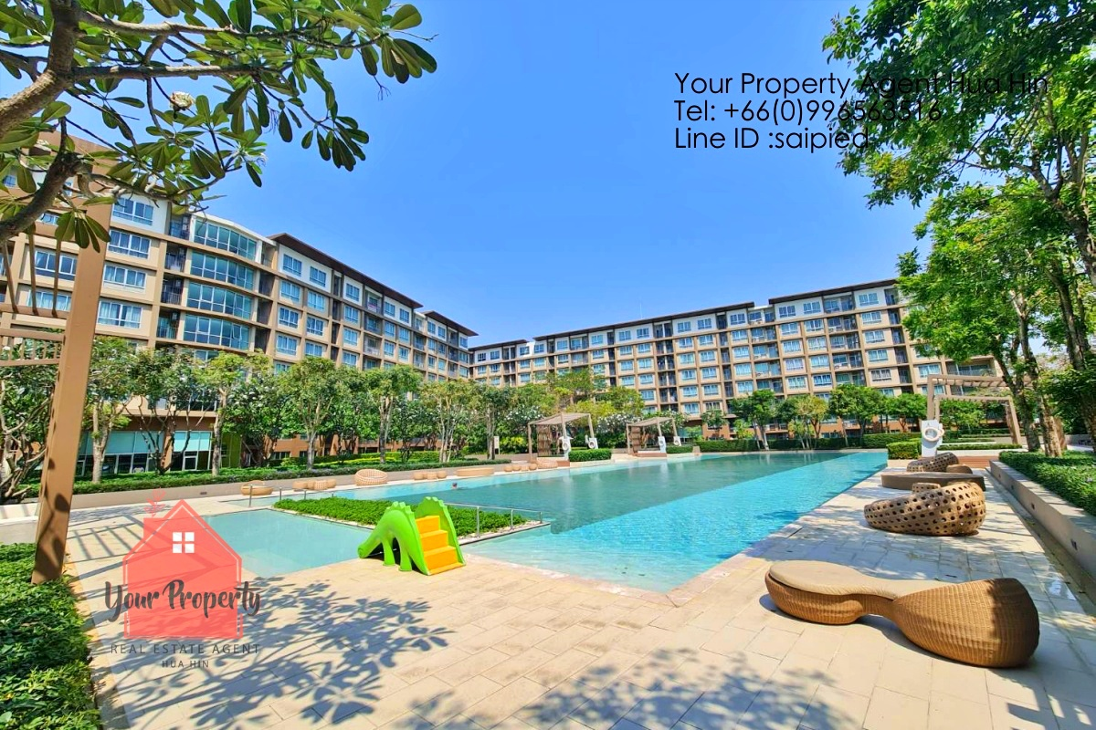 Condo Cha Am for Sale