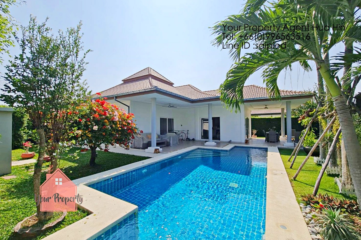 Modern Villa Hua Hin for Sale