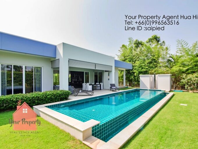 Luxury Pool Villa Hua Hin for Rent