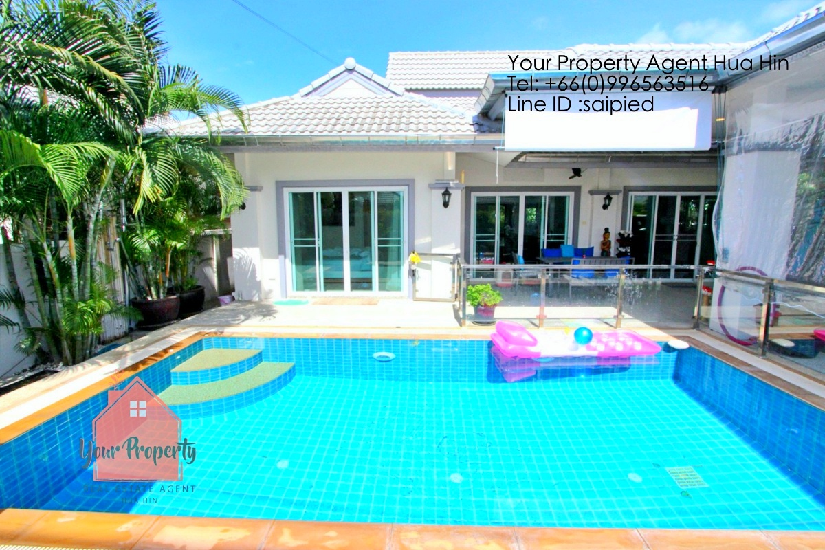 Private Pool Villa Hua Hin